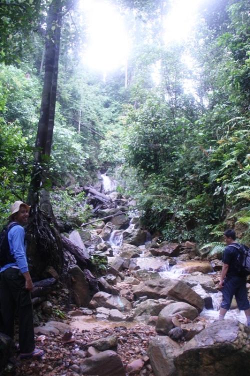 Air Terjun Pancur