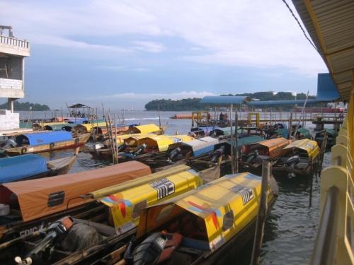 pelabuhan kuning belakang padang