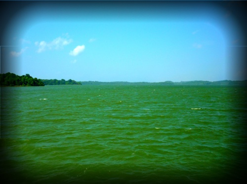 Dam Duriangkang, Dam Seluas Danau