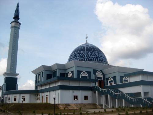 Masjid Raya Kepulauan Riau