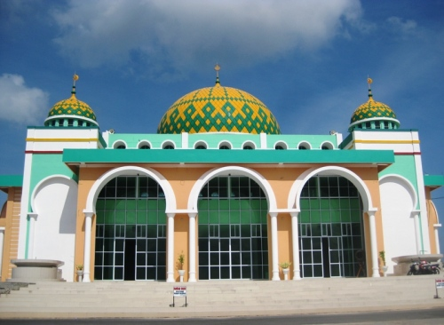 Masjid Besar Baitul Makmur, Tanjung Uban, Batam
