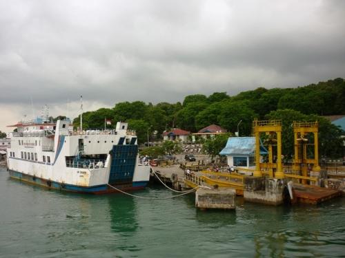 Pelabuhan Roro Punggur, Batam
