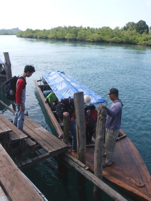 Naik boat