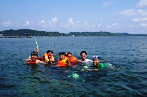 Snorkeling Batam 5