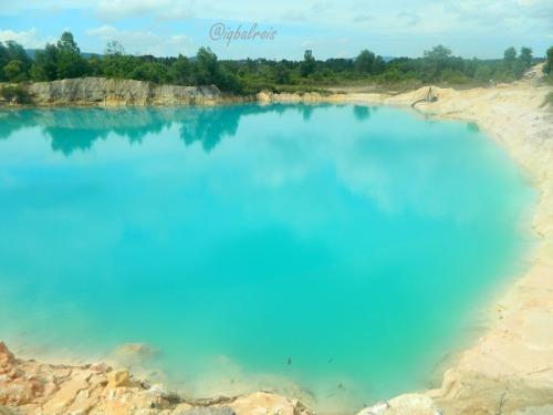 Danau Biru 3
