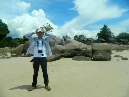 Pantai Trikora 2