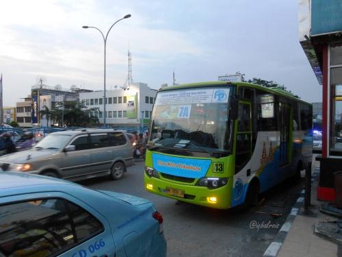 busway pekanbaru