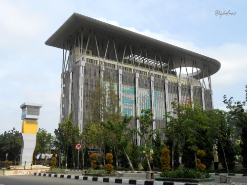 kantor gubernur pekanbaru