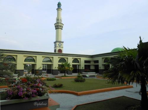 Masjid Agung Annur 2