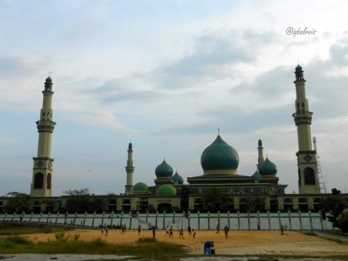 Masjid Agung Annur 3