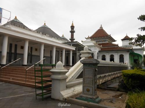 masjid agung palembang 2