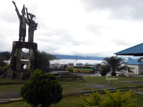 Welcome to Parapat, Danau Toba!