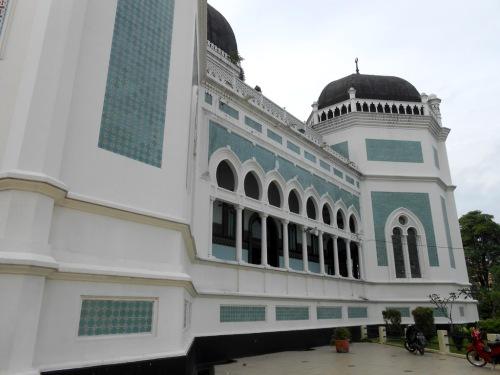 masjid raya medan 2