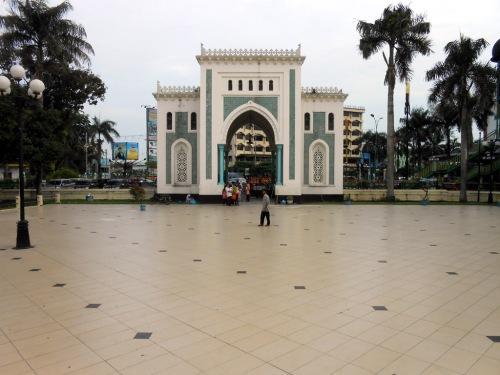masjid raya medan 3
