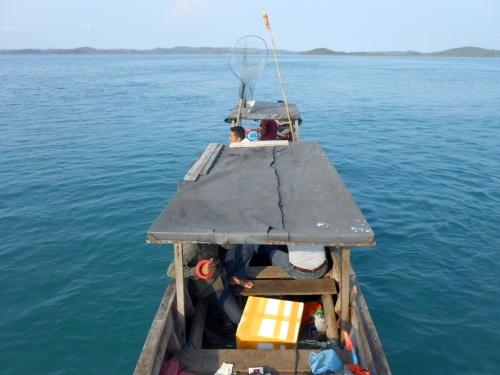 ini perahu kami...