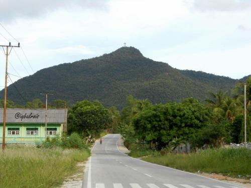 Gunung Jantan