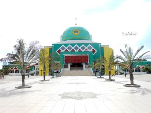 masjid agung karimun