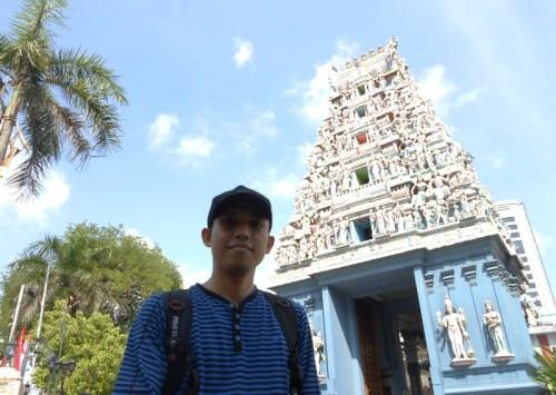 Kuil Sri Srinivasa Perumal, Little India, Singapura