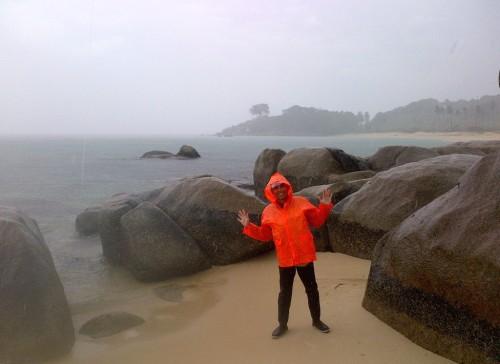 Pantai Pasir Panjang Senggiling 2