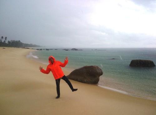 Pantai Pasir Panjang Senggiling 3