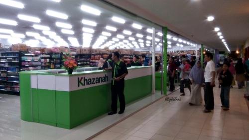 khazanah supermarket