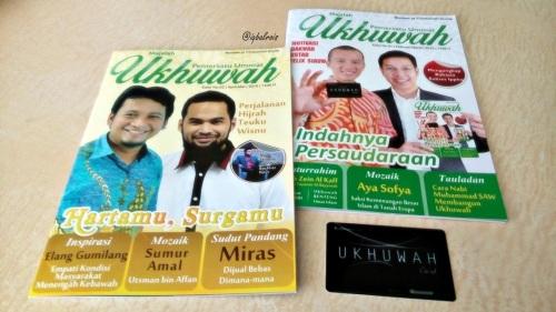Ukhuwah Card + Malajah Ukhuwah