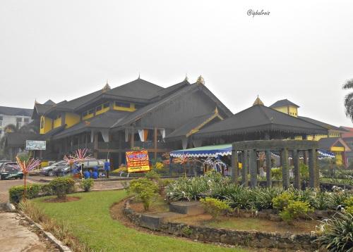 Rumah Melayu Kalimantan Barat