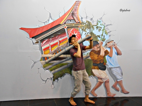 Batam 3D Museum 95