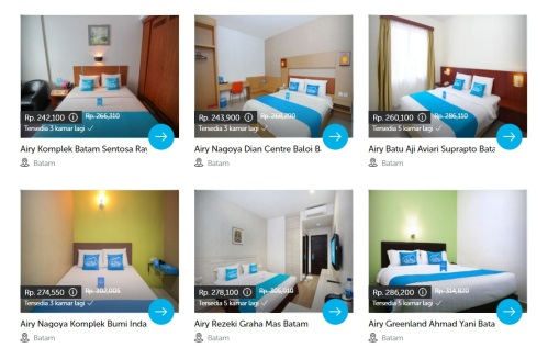 Airy Rooms Batam